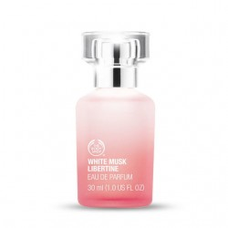 BODY SHOP woda toaletowa 60ml White Musk Libertine