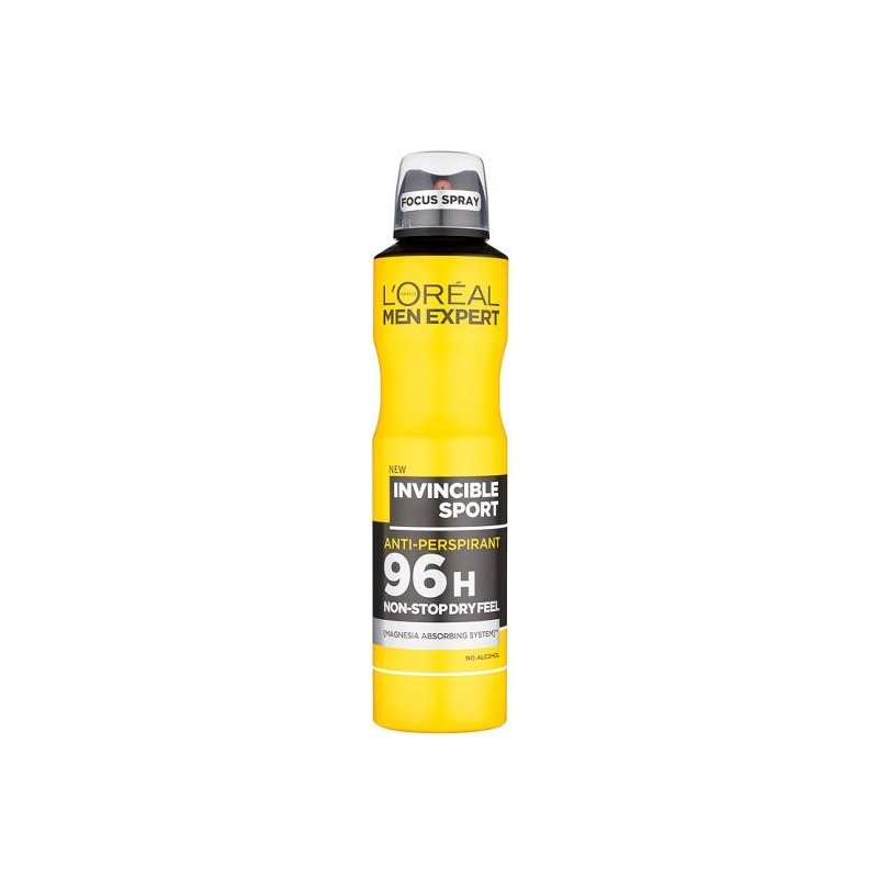 L'Oréal Carbon Protect dezodorant spray 250ml