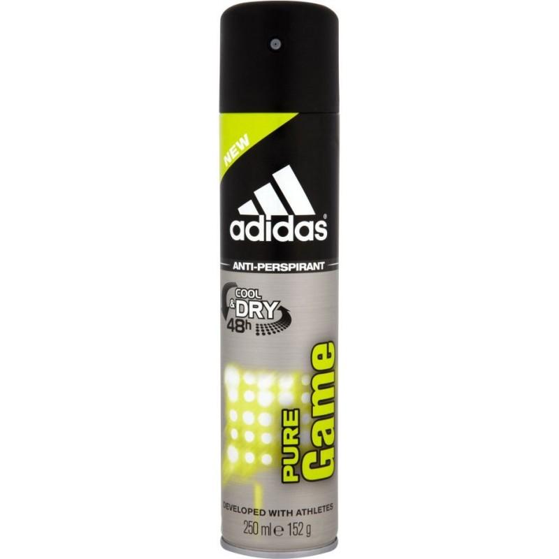 ADIDAS - dezodorant  DEEP ENERGY 250ml